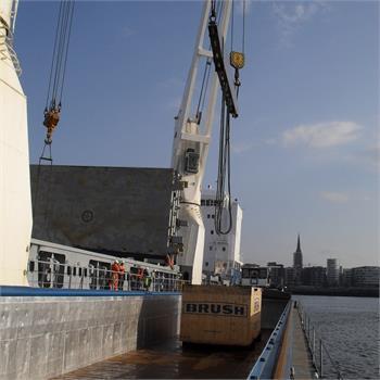 Přeprava generátorů Lovosice- Hamburg – Vida 10