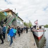 Plavba parníku Vltava do Nelahozevsi