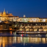 Prague by Night na Bohemia Rhapsody