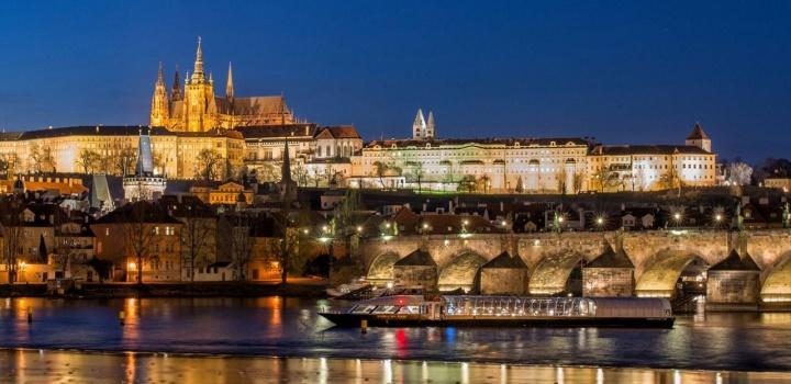 Prague by Night na Bohemia Rhapsody