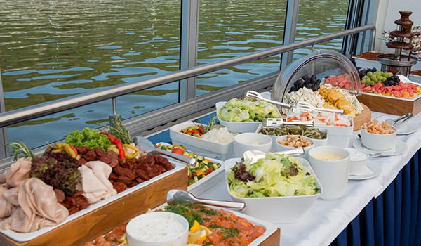 Brunch on a Boat
