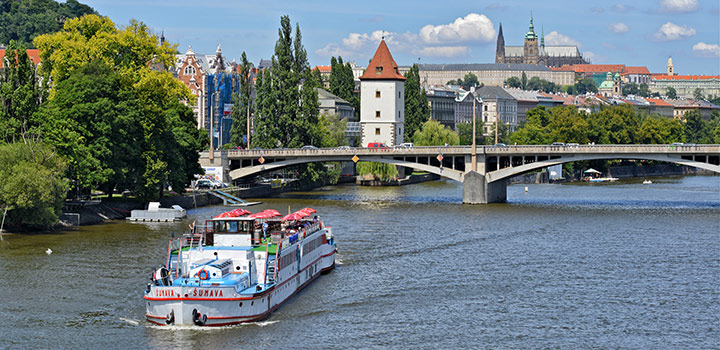 Two-Hour River Cruise with Dessert