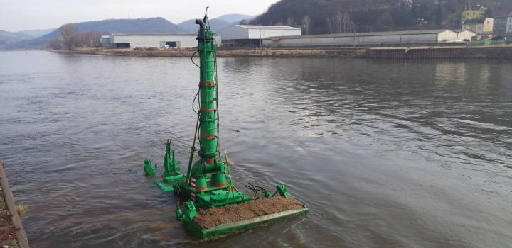 Zlepšení plavebních podmínek na Labi v úseku Ústí nad Labem